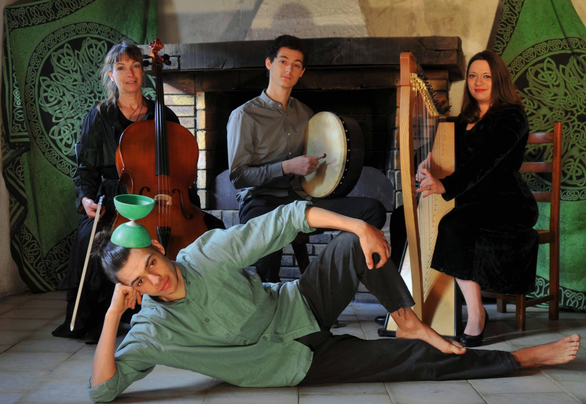 Ensemble Graal: Musique celtique et fantastique